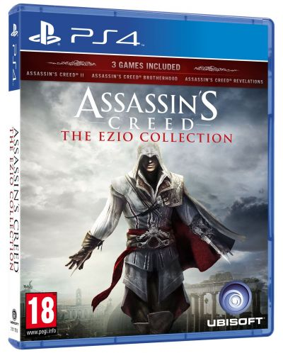 Assassin's Creed: The Ezio Collection (PS4) - 6
