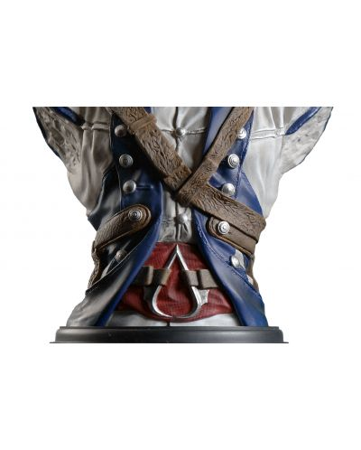 Фигура Assassin's Creed - Legacy Collection: Connor Bust - 5