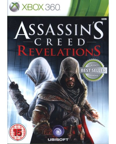 Assassin's Creed: Revelations - Classics (Xbox 360) - 1