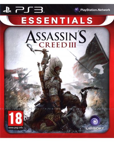 Assassin's Creed III - Essentials (PS3) - 1