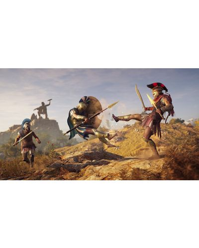 Assassin's Creed Odyssey Medusa Edition (PS4) - 4