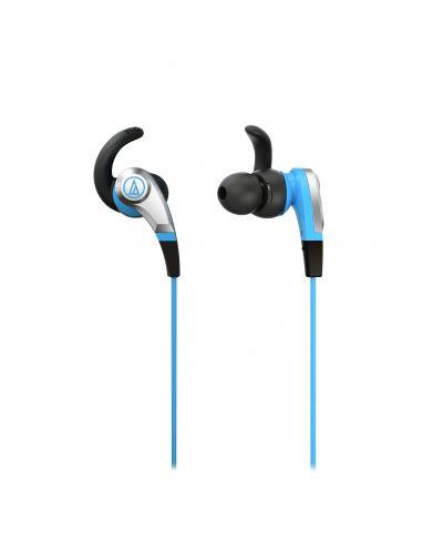 Слушалки Audio-Technica ATH-CKX5BL - сини - 1