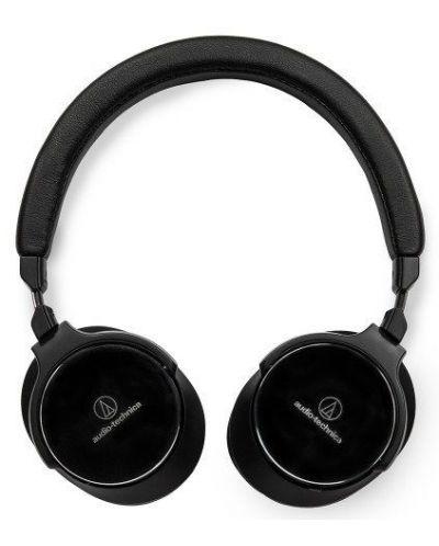 Слушалки с микрофон Audio-Technica ATH-SR5BTBK - 5