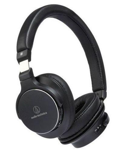 Слушалки с микрофон Audio-Technica ATH-SR5BTBK - 2