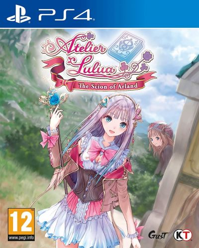 Atelier Lulua: The Scion of Arland (PS4) - 1