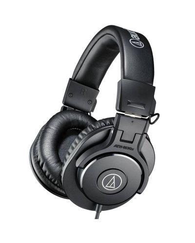 Слушалки Audio-Technica ATH-M30x - черни - 2