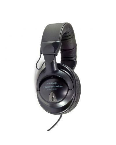 Слушалки Audio-Technica ATH-M40fs - 3