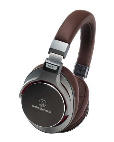 Слушалки Audio-Technica ATH-MSR7GM - сиви - 1