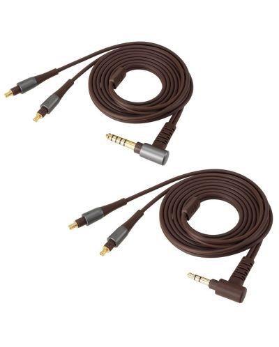 Слушалки Audio-Technica - ATH-MSR7b, hi-fi, gunmetal - 3