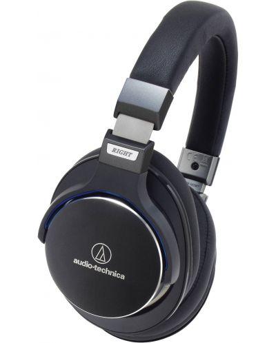 Слушалки Audio-Technica ATH-MSR7BK - черни - 1