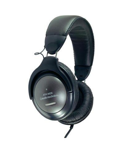 Слушалки Audio-Technica ATH-M20 - 1