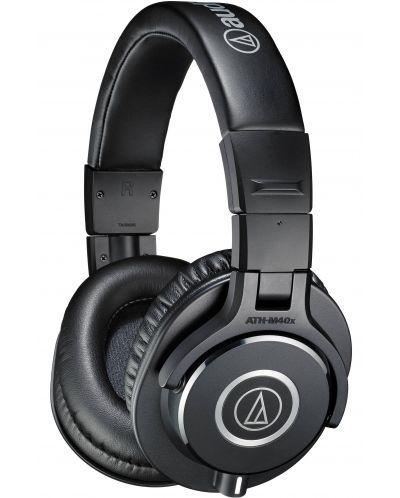 Слушалки Audio-Technica ATH-M40x - черни - 1