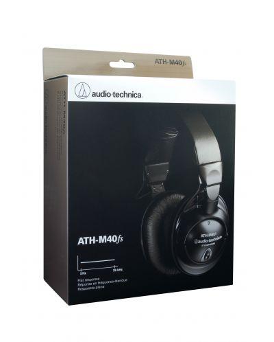 Слушалки Audio-Technica ATH-M40fs - 5