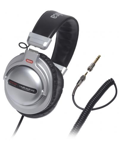 Слушалки Audio-Technica ATH-PRO5MK2SV - сребристи - 1