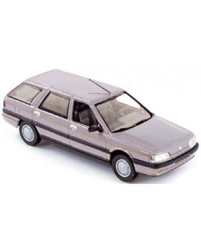 Авто-модел Renault 21 Nevada 1986 silver - 1