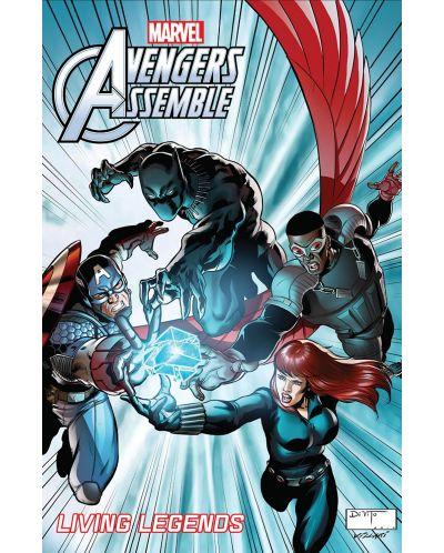Avengers Assemble: Living Legends - 1