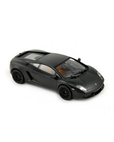 Авто-модел Lamborghini Gallardo LP560-4 2009 Matte Black - 1