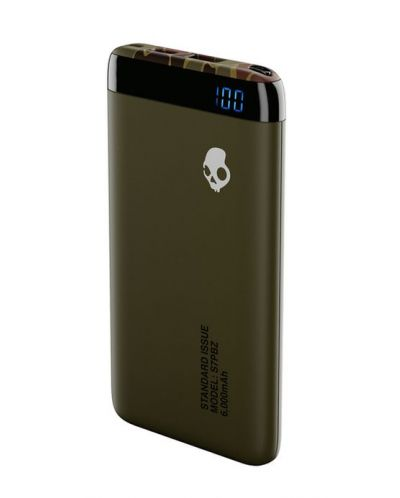 Портативна бaтерия Skullcandy STASH, 6000 mah, Standart Issue - 1