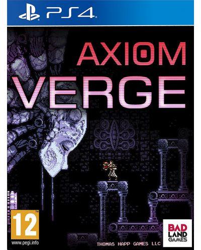 Axiom Verge (PS4) - 1