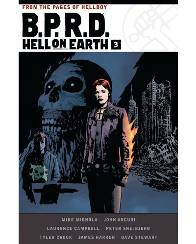 B.P.R.D. Hell on Earth Volume 3 - 1