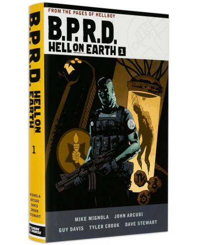 B.P.R.D. Hell on Earth Volume 1 - 5