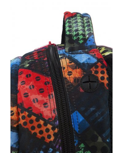 Ученическа раница Cool Pack Spiner - Heart Blox - 4