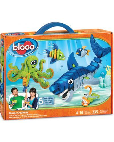 Конструктор Bloco - Морски създания, 235 части - 1