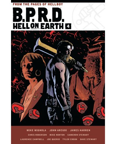 B.P.R.D. Hell on Earth Volume 4 - 1