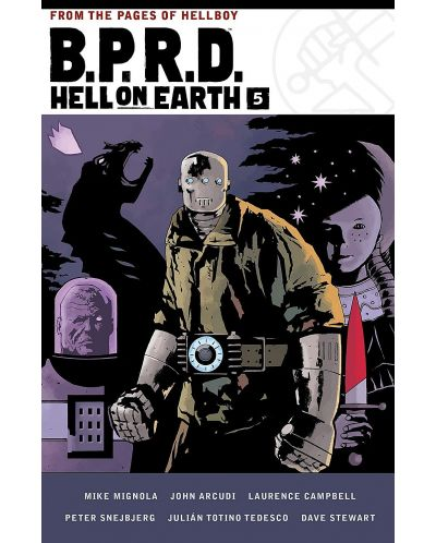 B.P.R.D. Hell on Earth Volume 5 - 1
