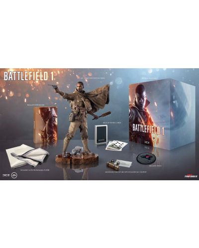 Battlefield 1 Exclusive Collector's Edition - 2