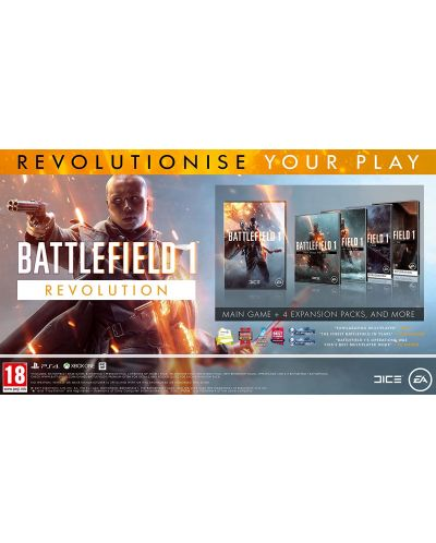 Battlefield 1 Revolution (PC) - 4
