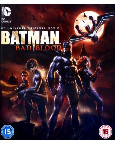 Batman: Bad Blood (Blu-Ray) - 1