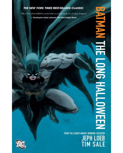 Batman: The Long Halloween (комикс) - 1