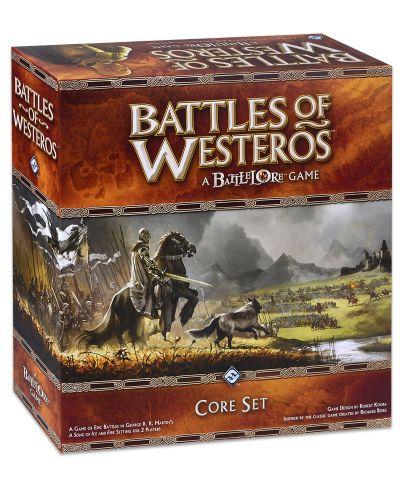 Настолна игра Battles of Westeros Core Set (BW01) - 1