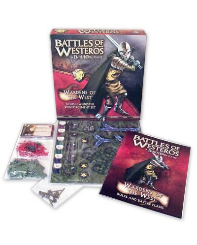 Battles of Westeros - Wardens of the West - 3