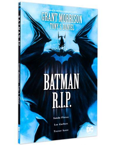 Batman R.I.P. (комикс) - 1