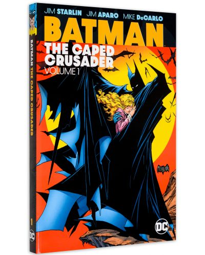 Batman: The Caped Crusader, Vol. 1 - 3