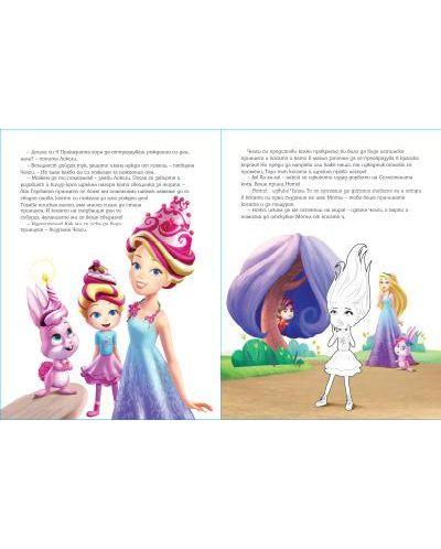 Чети, оцвети, залепи! Барби Dreamtopia - 4