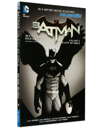 Batman Volume 2: The City of Owls (The New 52)-5 - 6