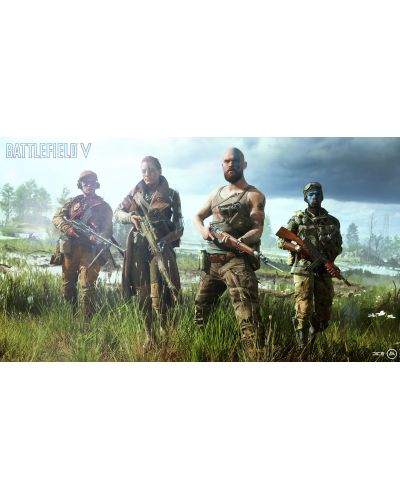 Battlefield V Deluxe Edition (Xbox One) - 4