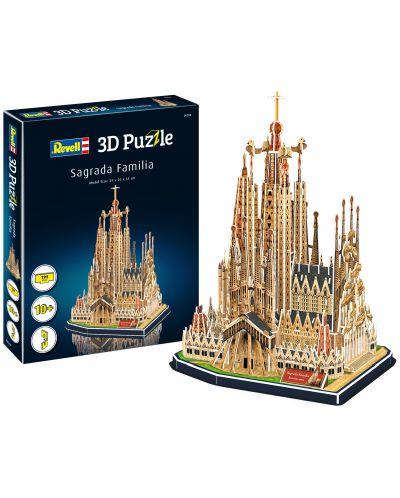 3D Пъзел Revell - Базиликата Саграда Фамилия - 2