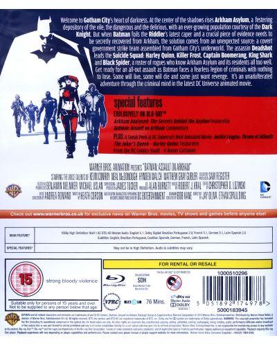 Batman: Assault on Arkham (Blu-Ray) - 2