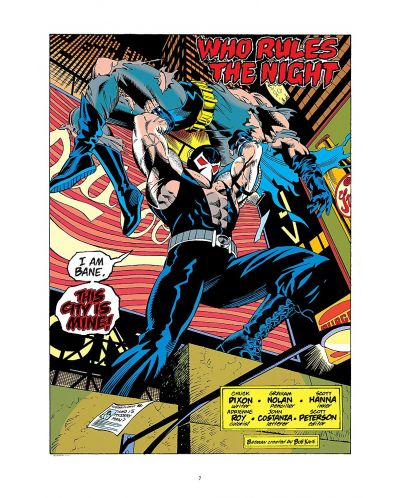 Batman: Knightfall Vol. 2 (25th Anniversary Edition)-1 - 2