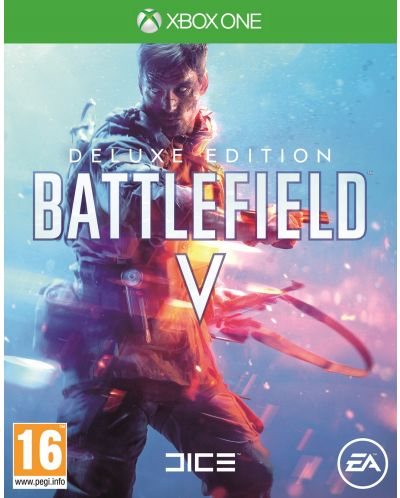 Battlefield V Deluxe Edition (Xbox One) - 1