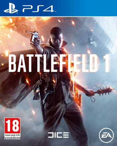 Battlefield 1 (PS4) - 1