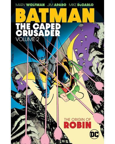 Batman: The Caped Crusader, Vol. 2 - 1