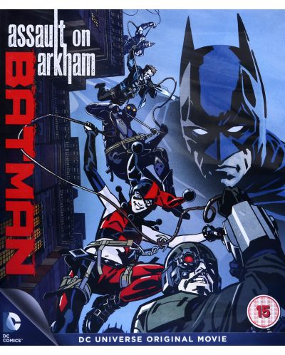 Batman: Assault on Arkham (Blu-Ray) - 1