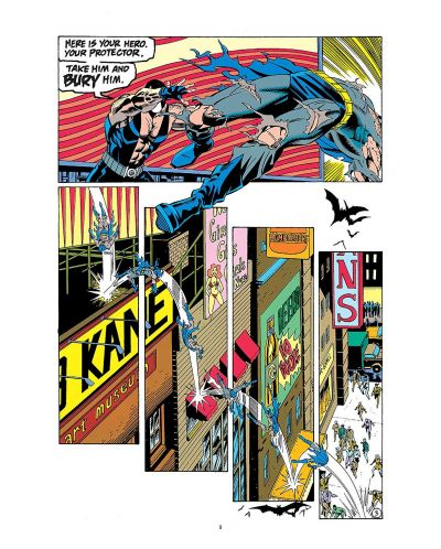 Batman: Knightfall Vol. 2 (25th Anniversary Edition)-3 - 4