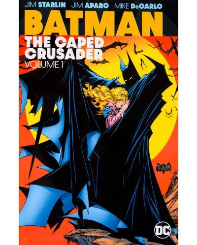 Batman: The Caped Crusader, Vol. 1 - 1