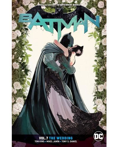 Batman Vol. 7 The Wedding - 1